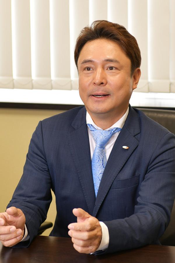 採用メッセージ 代表取締役 金杉 賢治